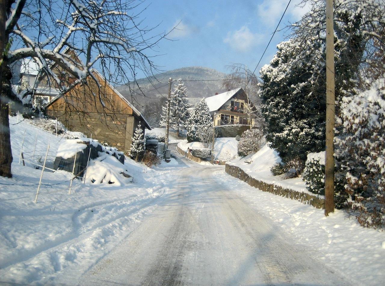 Breitenbach en hiver © JC Messmer