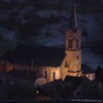 Eglise-nuit