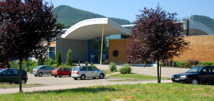 Le Centre Nautique « Aquavallées »